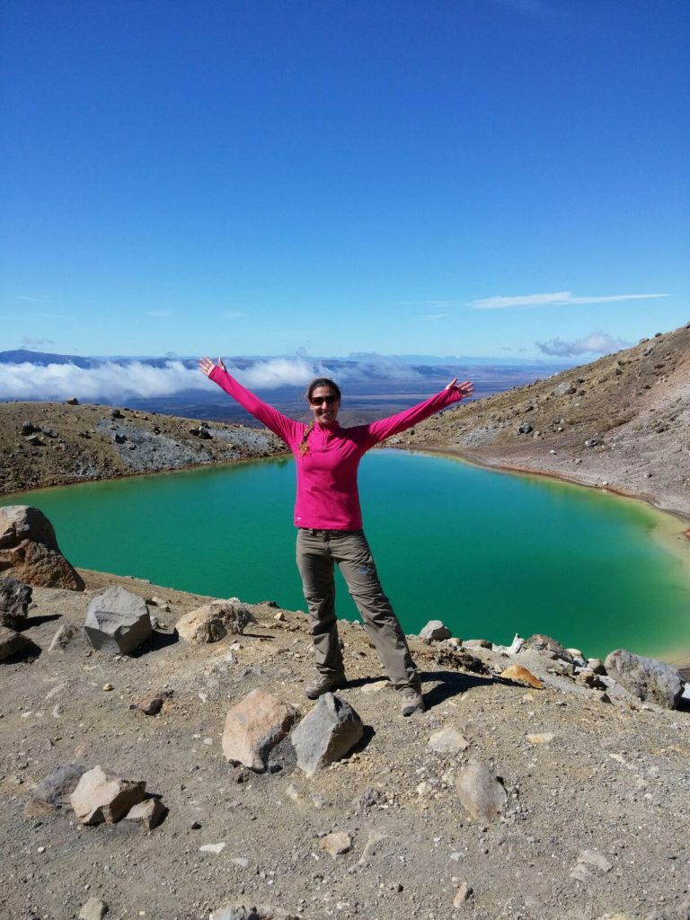 We are the heroesof our time, 1st time solo day-hike – Tongariro Crossing