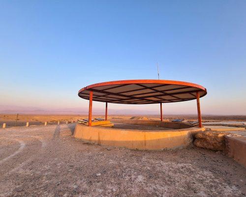 ג'בל חופירה, כמעט 360 מעלות של נוף
